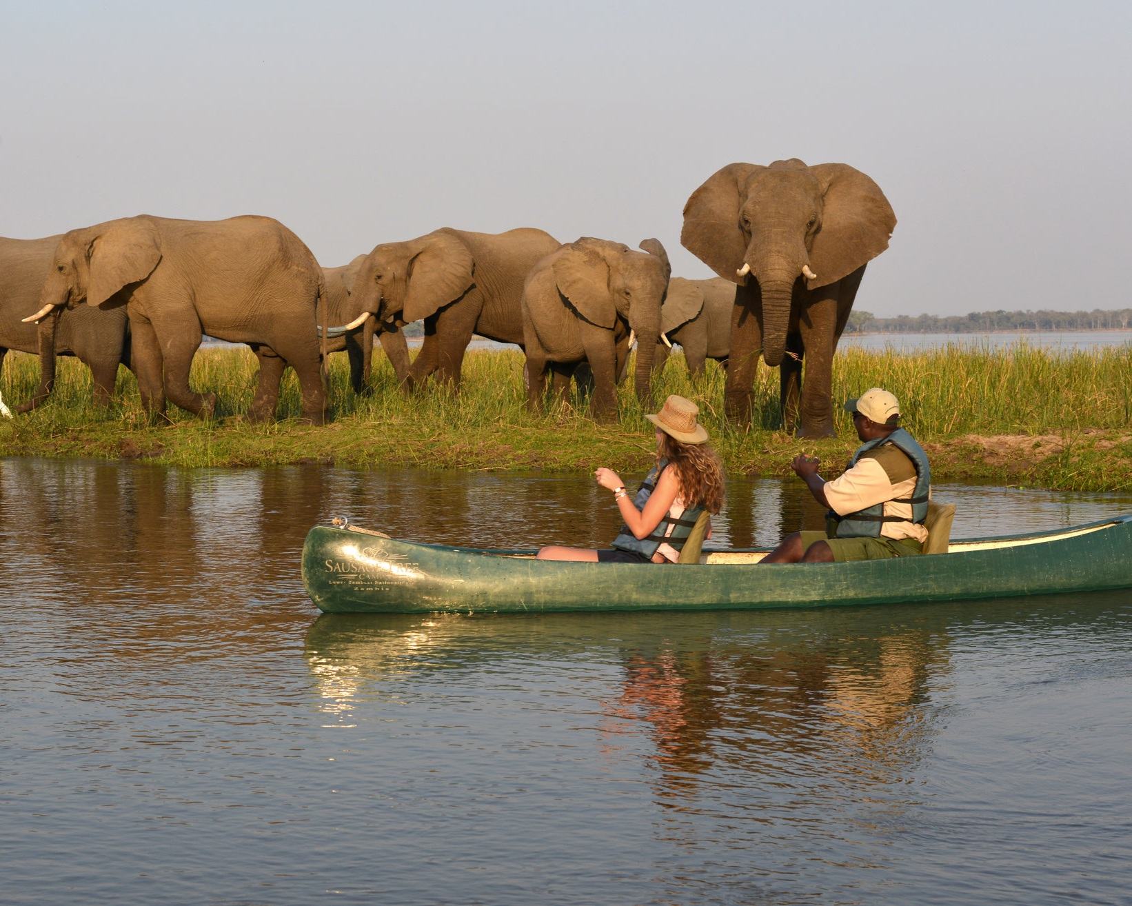 best zambia safaris - heritage