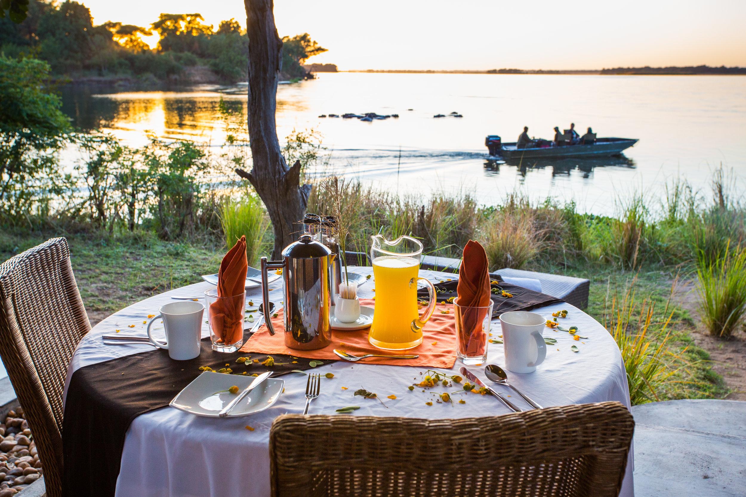 top namibia safaris - luxury