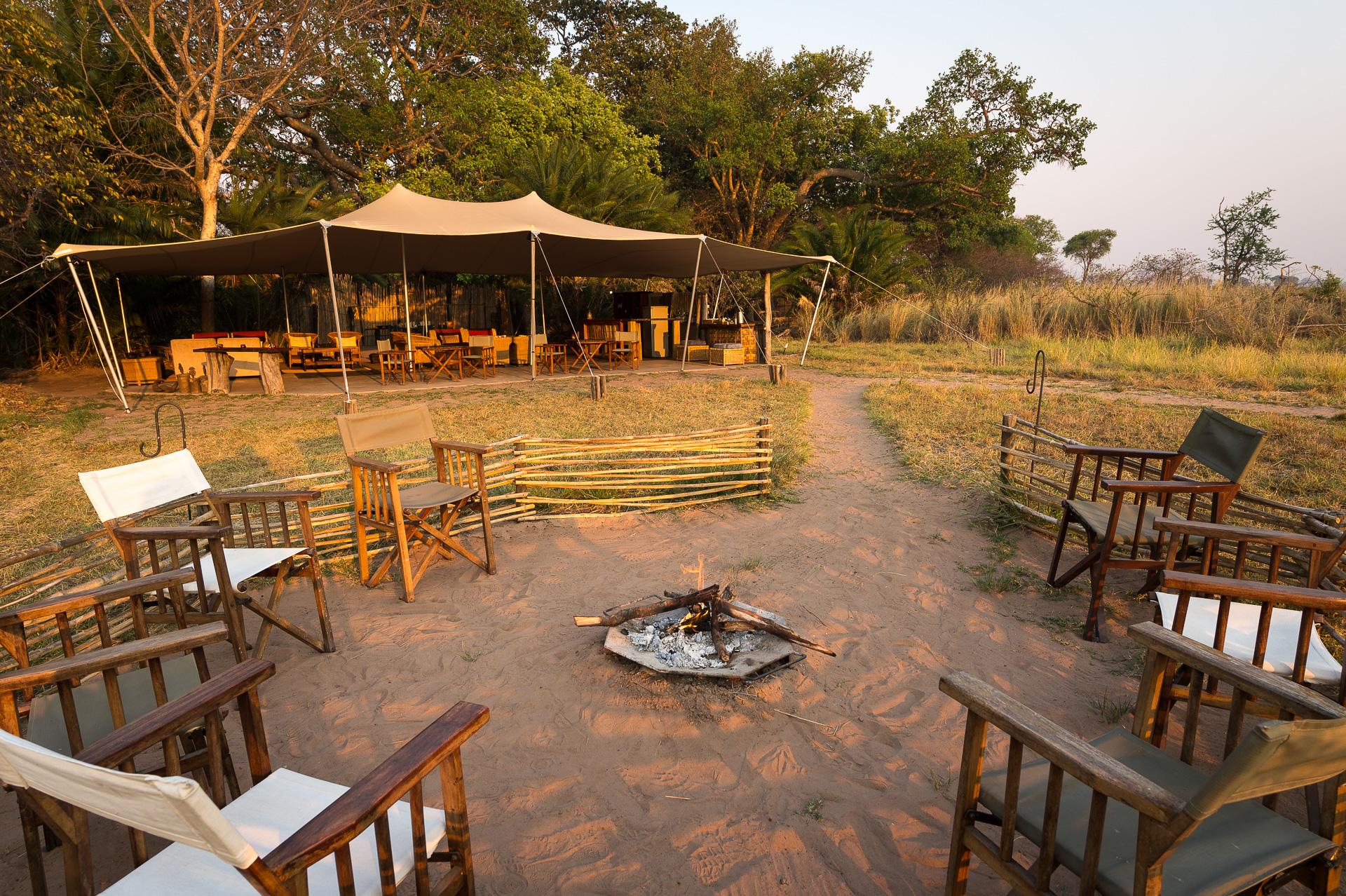 kafue nationmal park - wilderness safaris - busanga bush camp