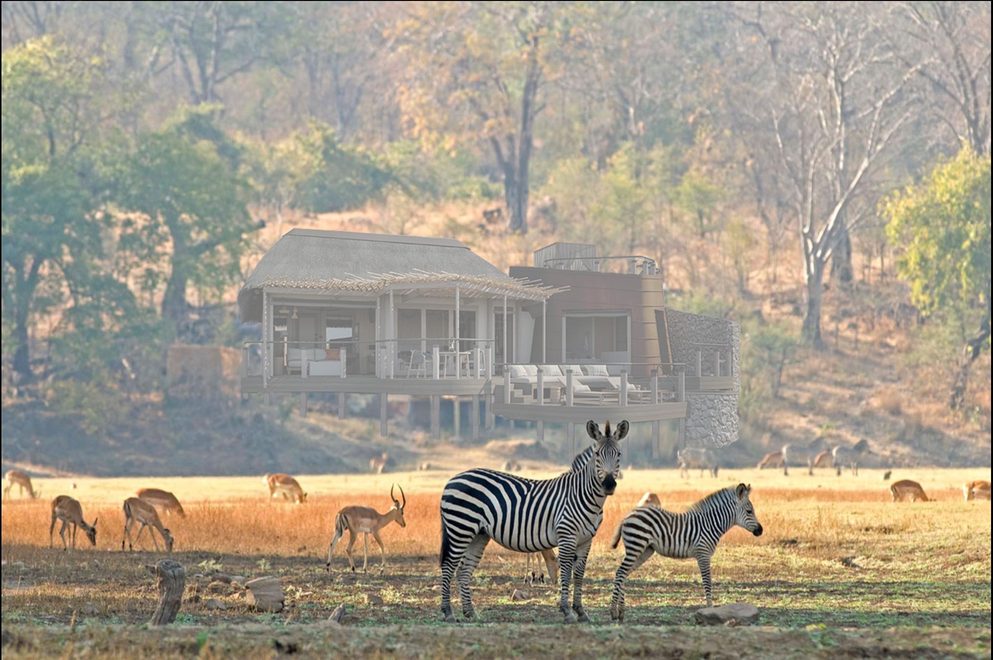 top zambia stays - puku ridge camp