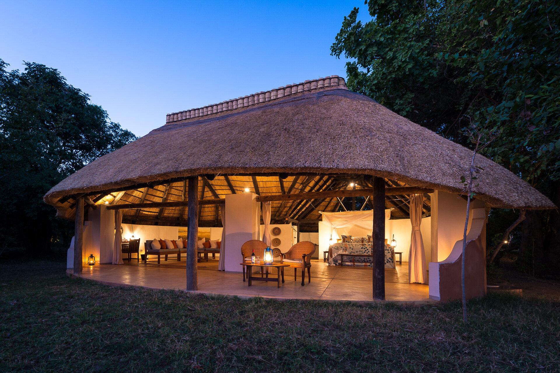 robin pope safaris - nkwali camp