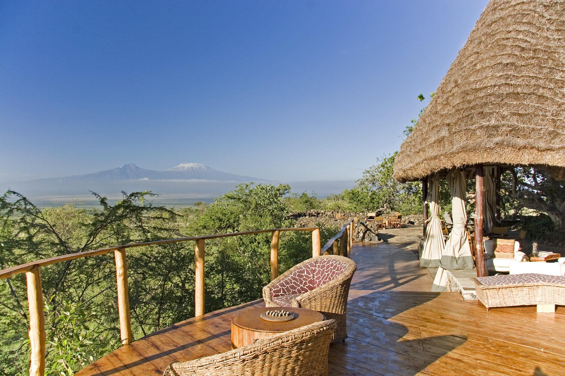 kenya - massai wilderness - camp ya kanzi