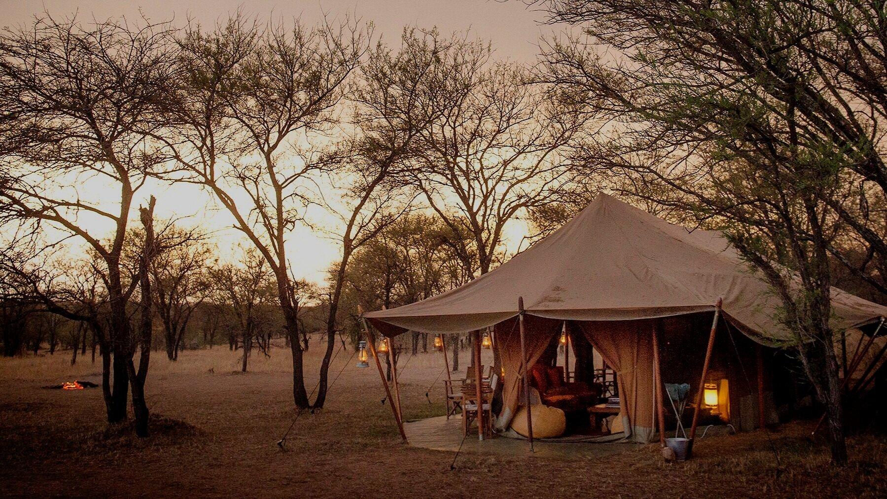 serengeti mobile camps - serian kusini mobile