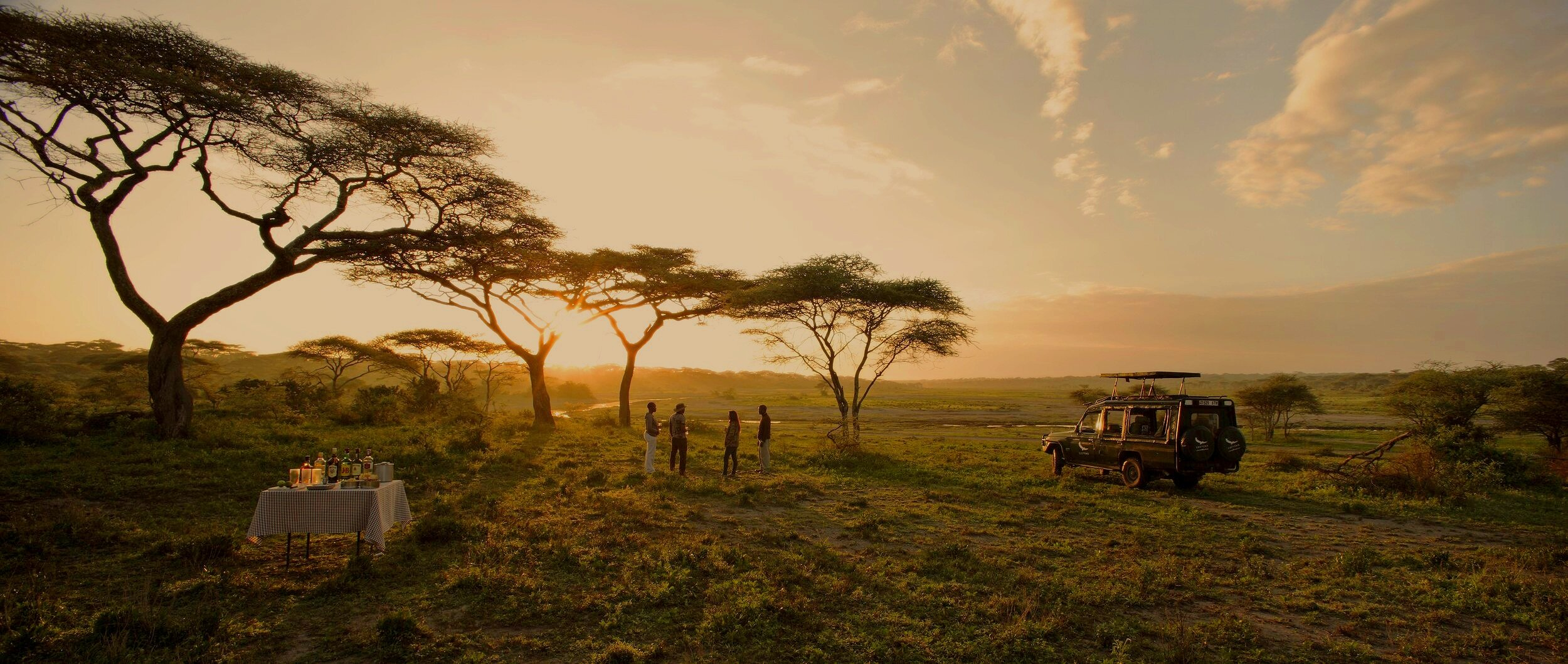 and beyond - serengeti under canvas