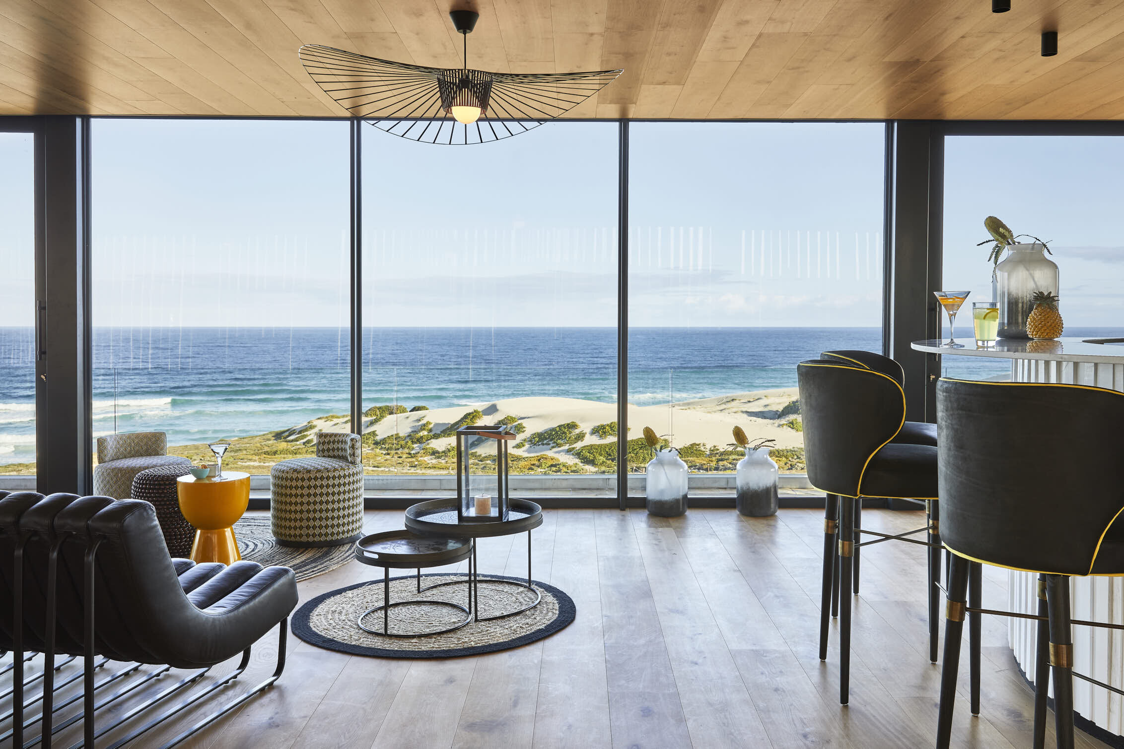 top south africa beach stays - unguja