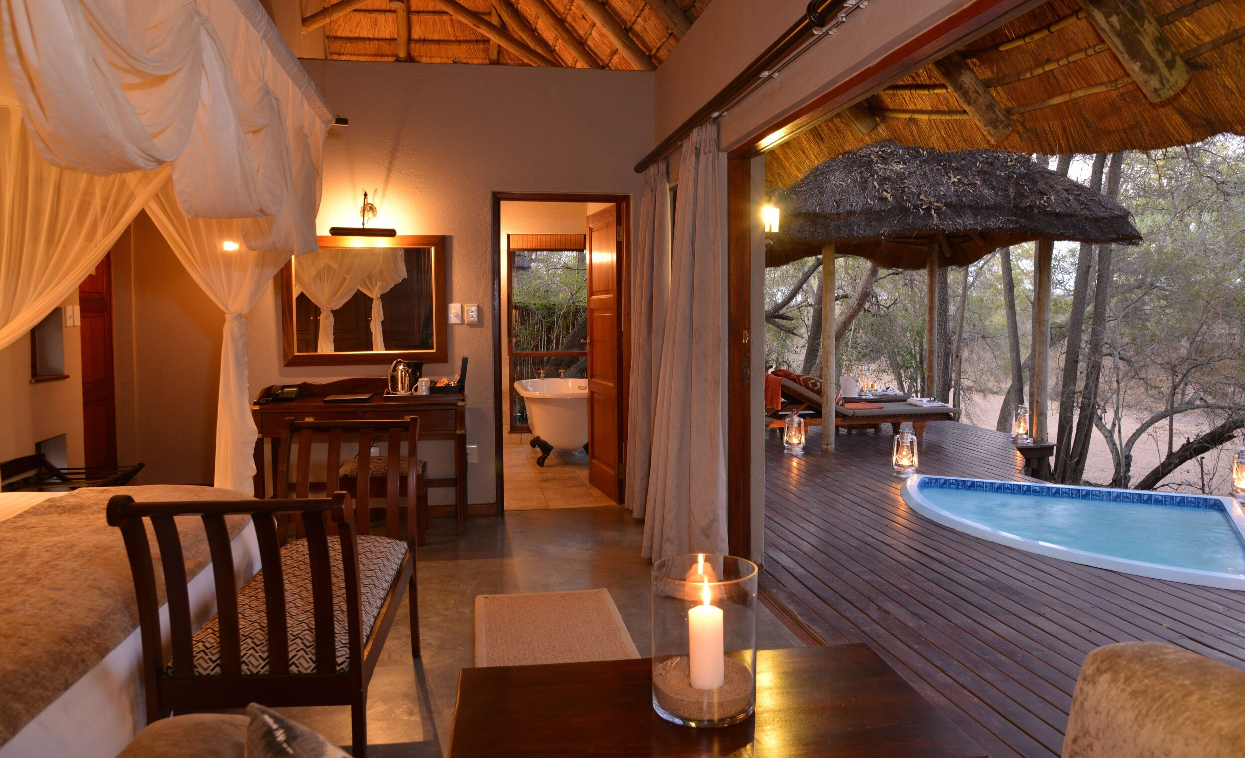 top kruger lodges & camps - imbali