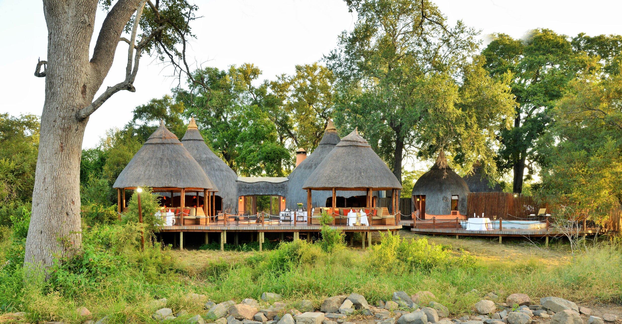 top kruger lodges & camps - hoyo hoyo