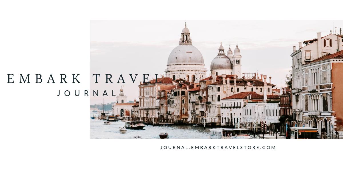 Embark Travel Journal