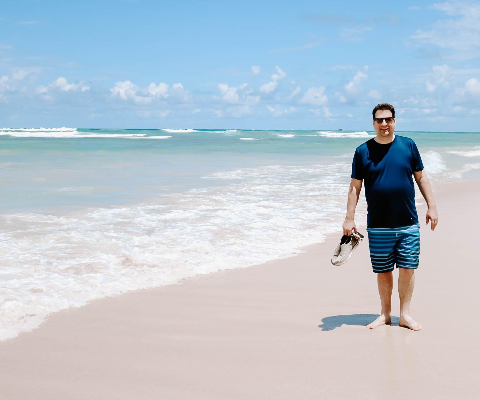 Jeff in Punta Cana