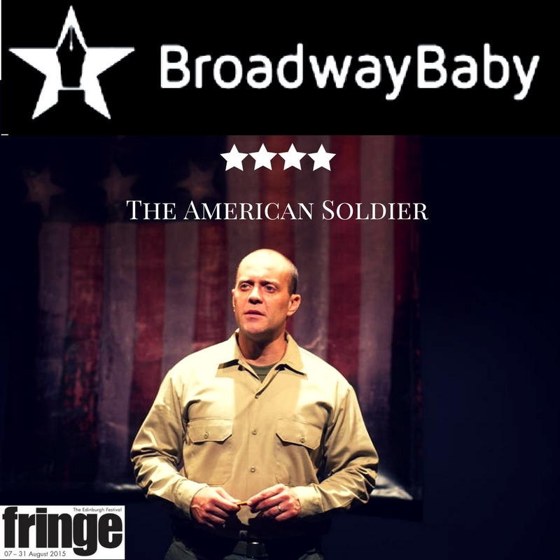 The Broadway Baby Review, 4 Stars