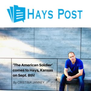 The Kansas Hays Reporter Interview