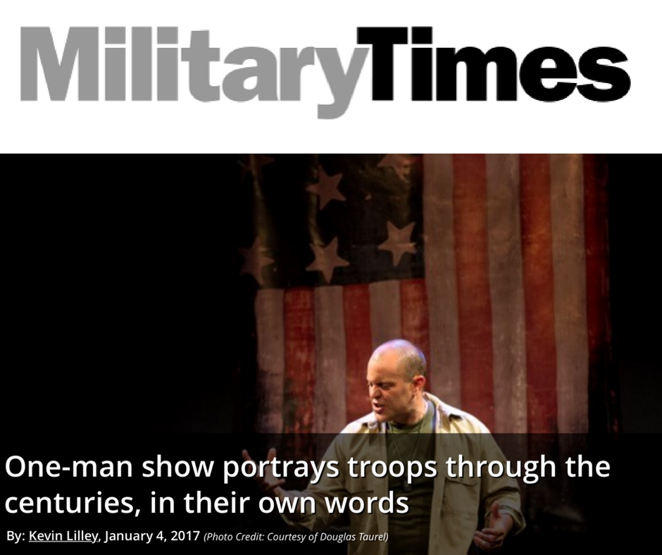 The Military Times Interview
