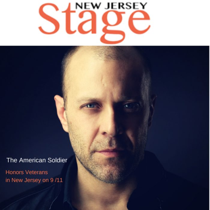 New Jersey Stage Magazine Interview