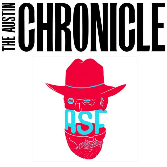 "The Austin Chronicle, Picked as ""One of the 5 things to see on Memorial Weekend"