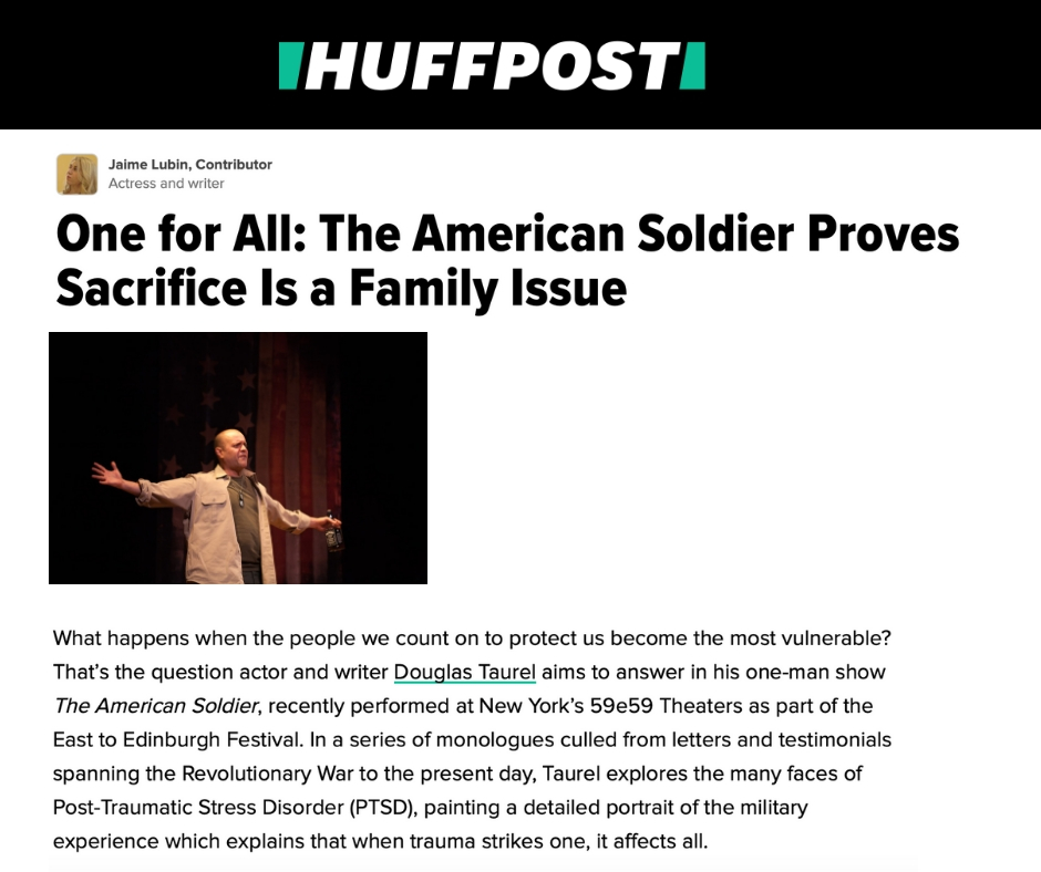 BWW Interview_ Douglas Taurel of THE AMERICAN SOLDIER at Miles Square Theatre-2.jpg