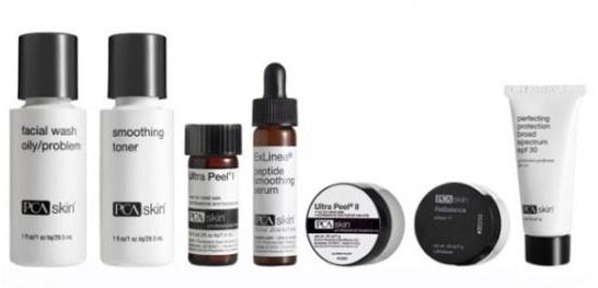 pca skin products for anti-aging gentle skin peels