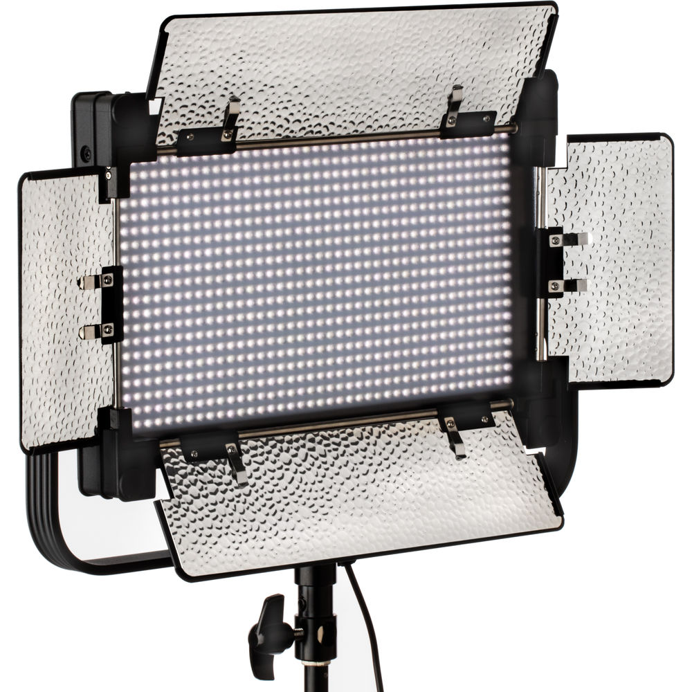 3 LED Bi-Color Light Set - $75 Per Day With C-Stands