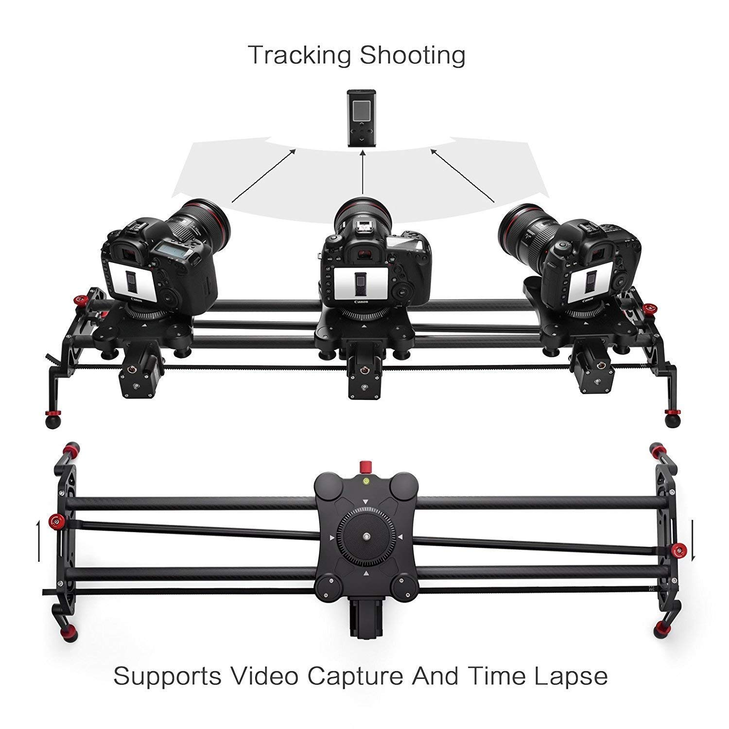 "GVM 31"" Motorized Slider - $25 Per Day"