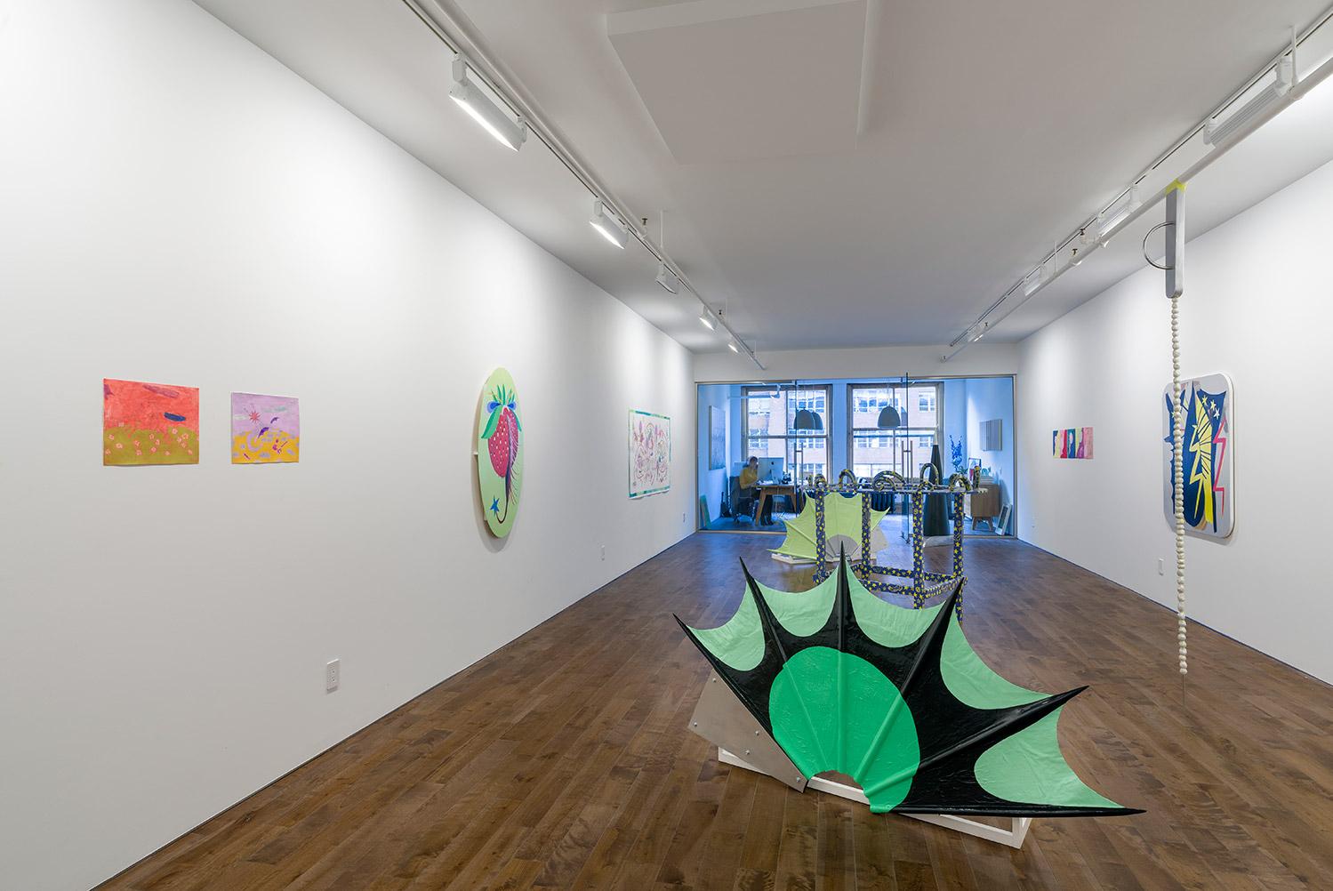 Galerie Deux Poissons, 2018