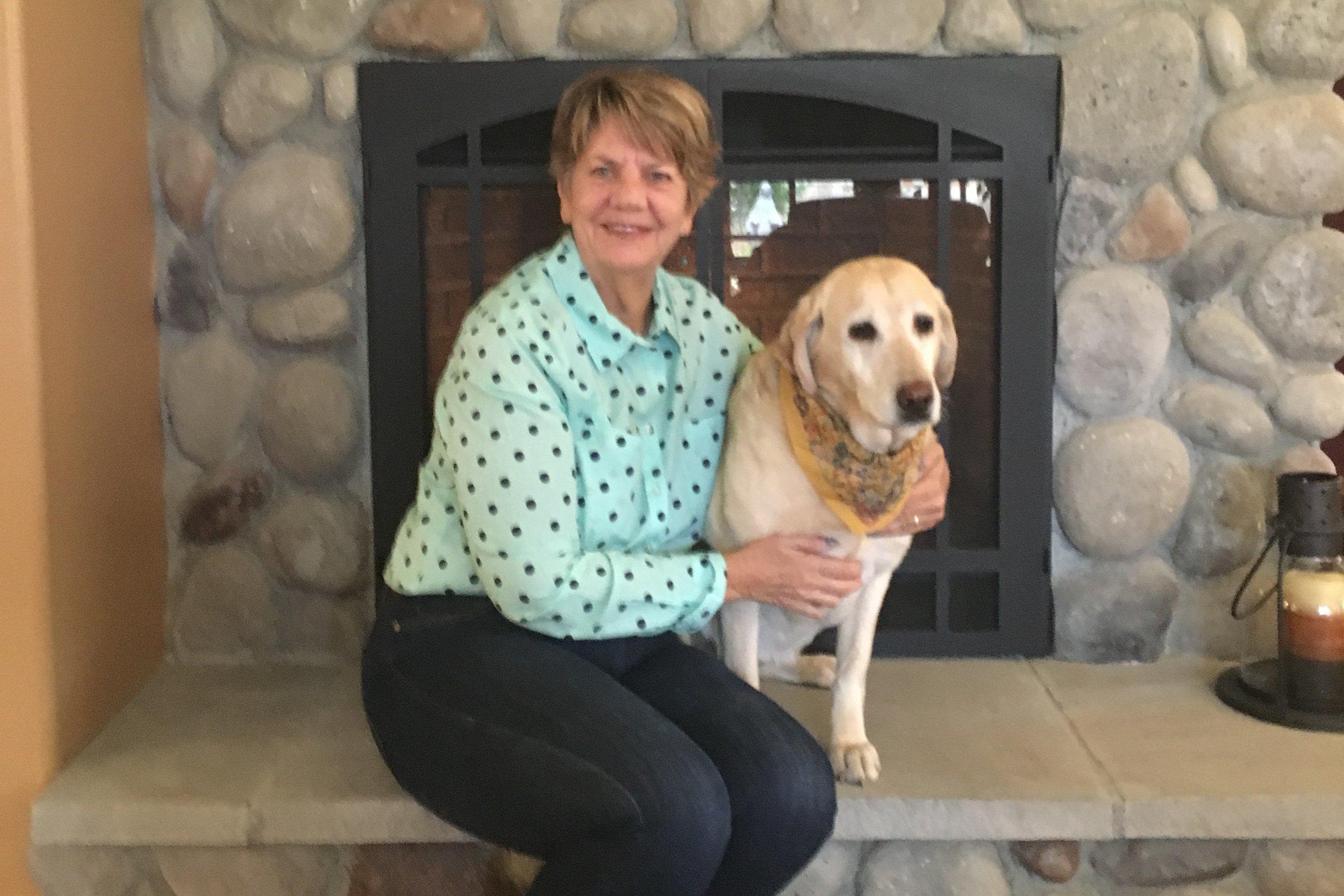 Marge Kessler PetScreening.JPG