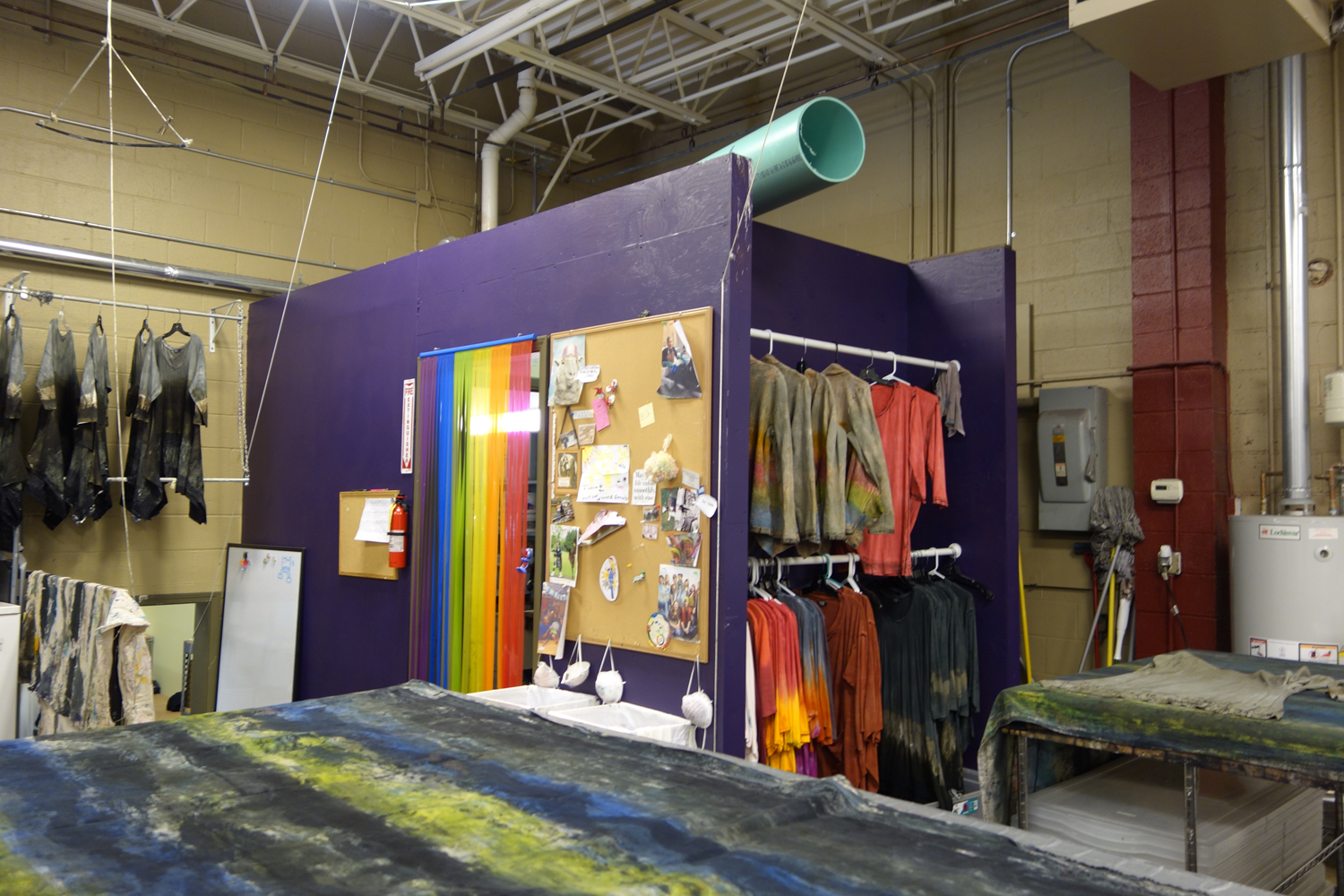 Art of Cloth dye studio wall.jpg