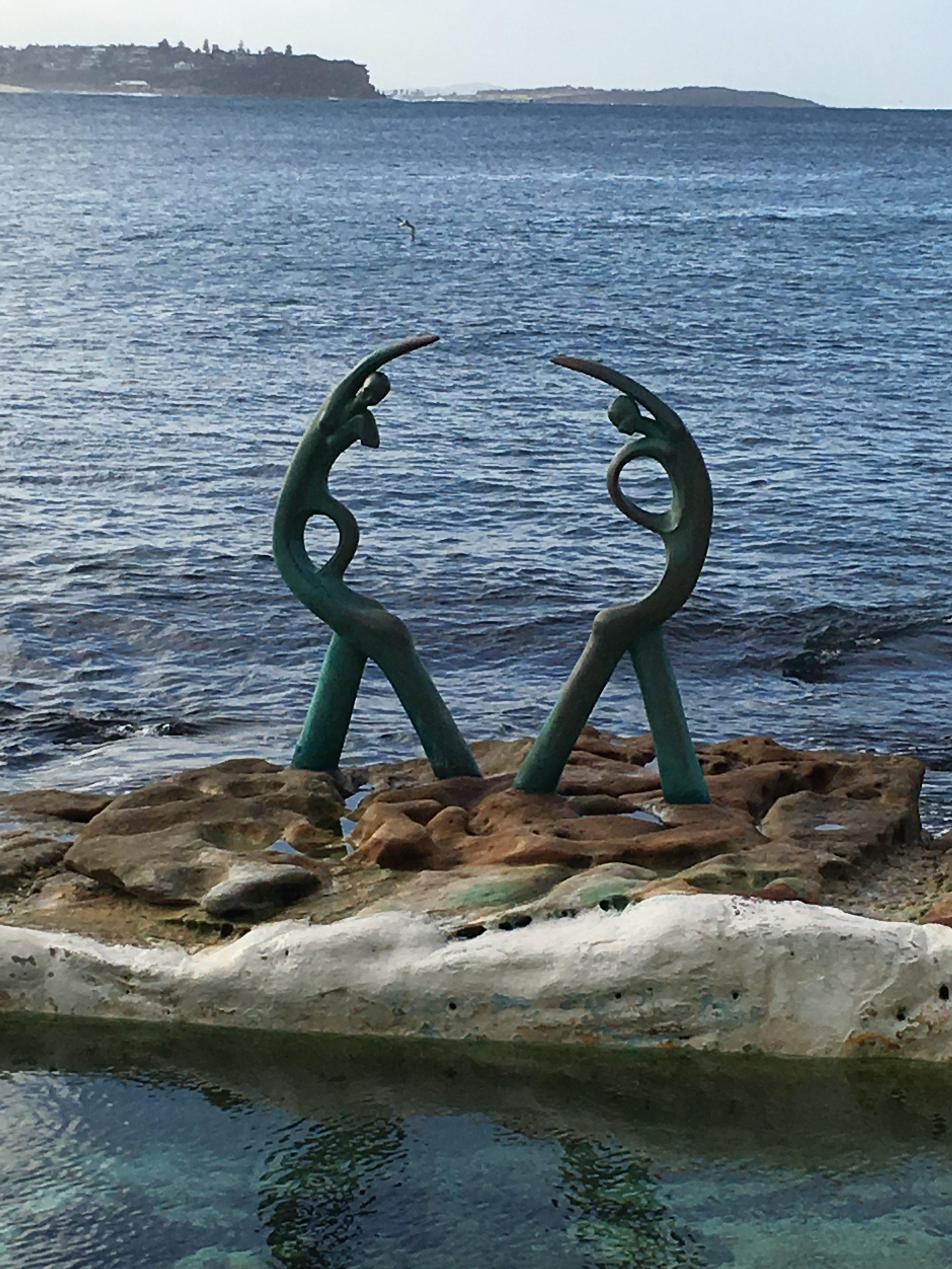 Sydney Statues Beach.jpg