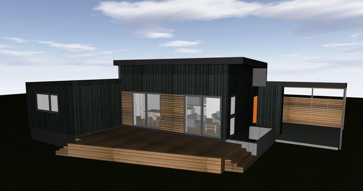Small Haus Medium 1000