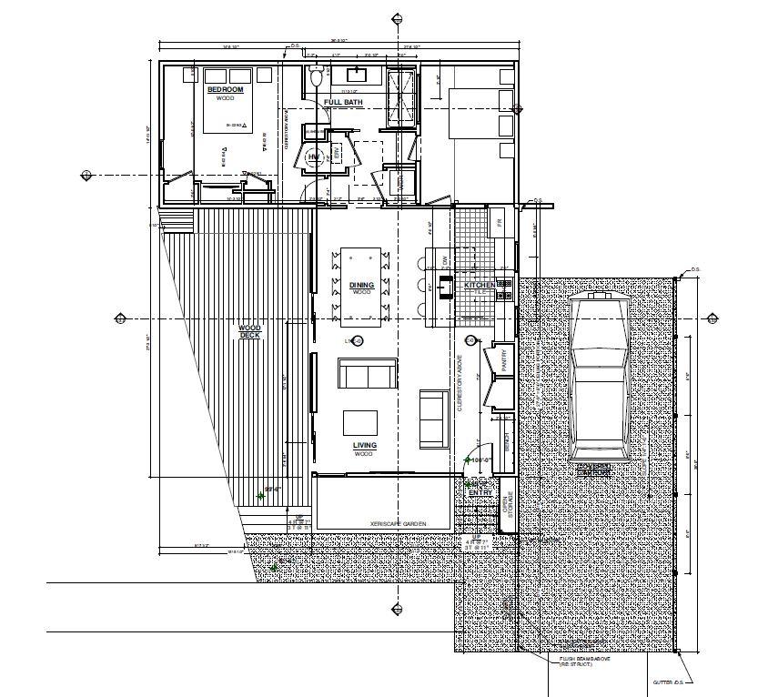 Small Haus Medium 1000 Floorplan