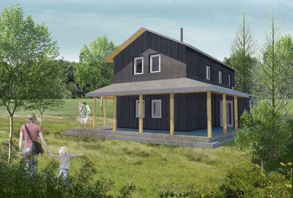 Small Haus Large 1500