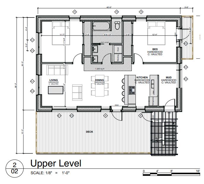 SHM 988 Floorplan