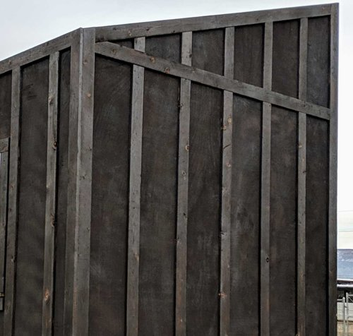 Add Shou Sugi Ban Wood Siding - Low or no maintenance, resistant to rot & decay, non-toxic