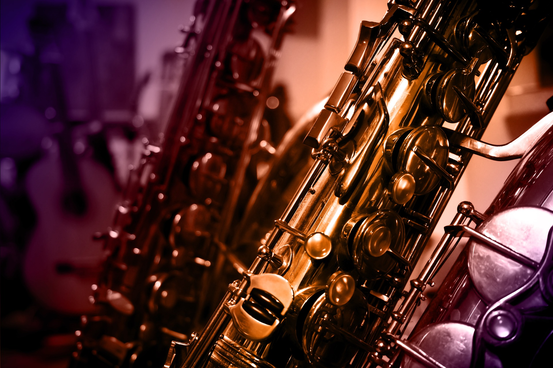 Saxophone quartet - Classical or jazz, background or foreground, the versatile choice