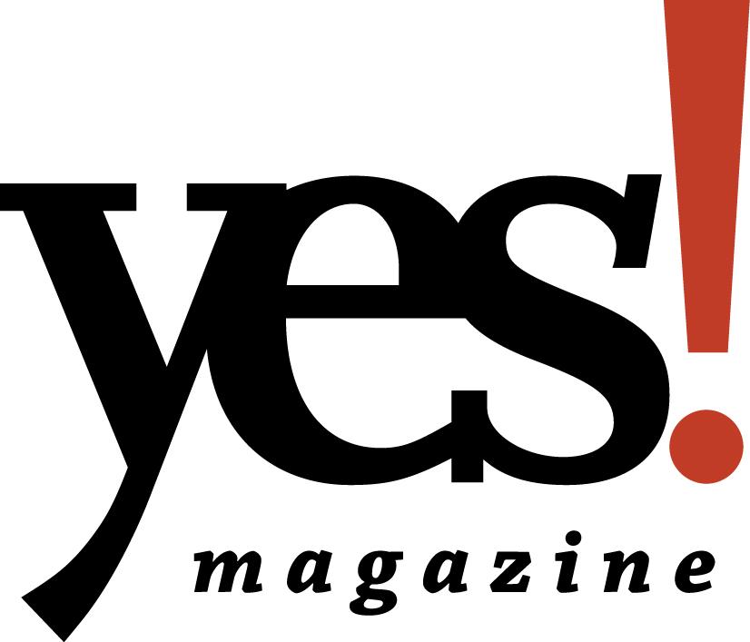 Yes Magazine logo