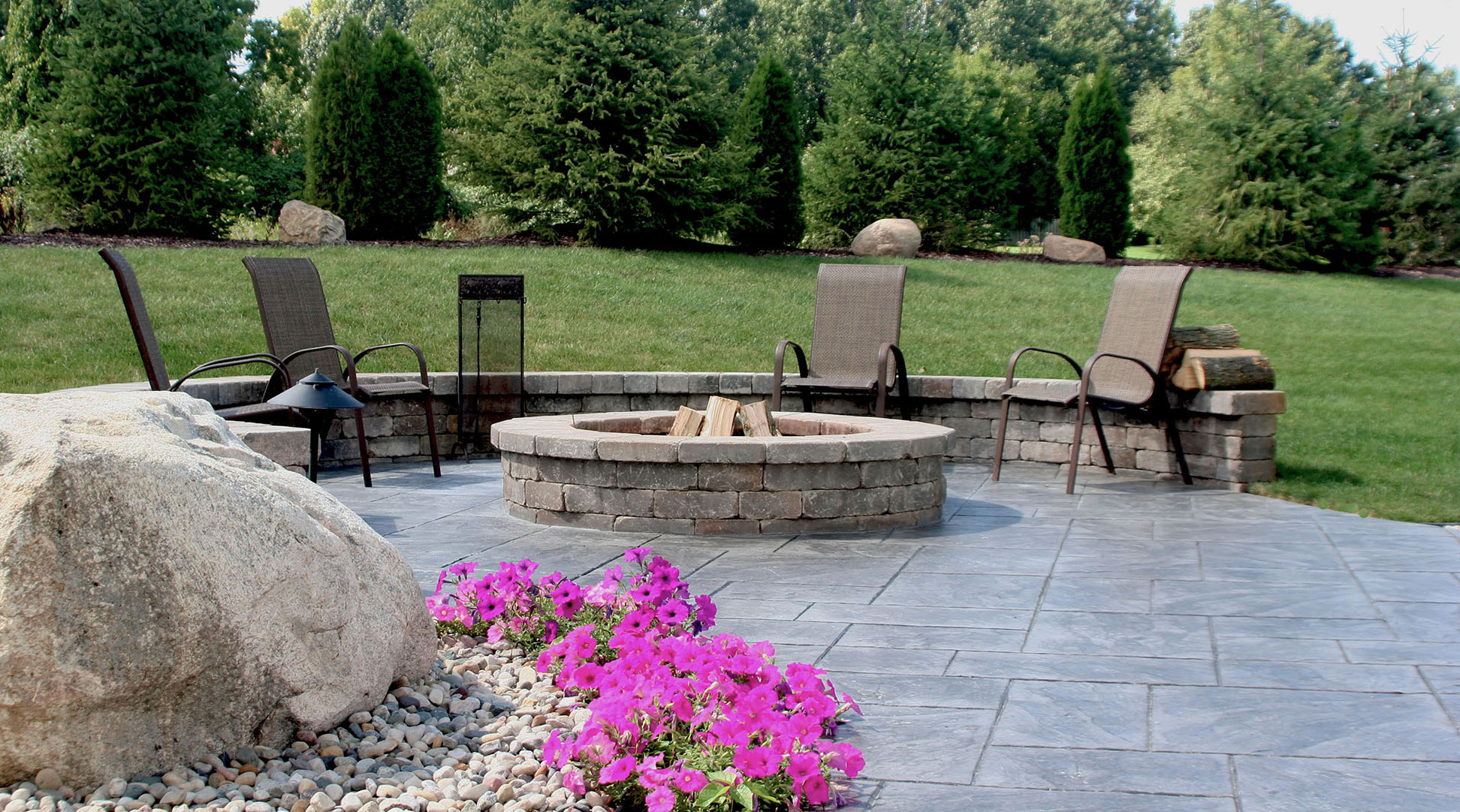 Michigan Landscaping Ideas Plantings Trees And More