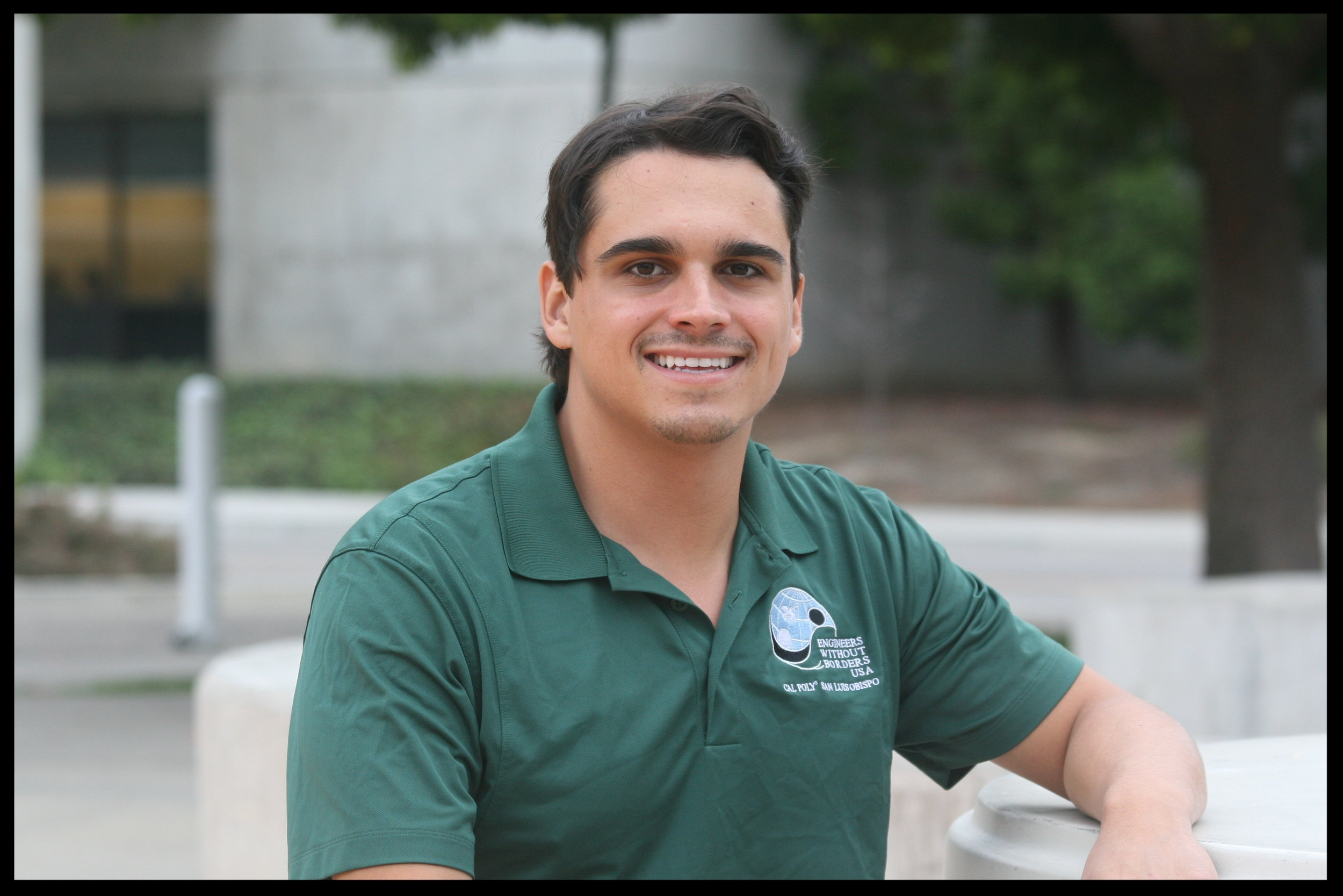 Cole Cucinella - Thailand Team Project Manager    Grad 2019 - Electrical Engineering   Cole is from Escondido, CA. He joined EWB right when he came to Poly because he was interested in the applied travel experience that this group offers. Making ground pepper powder with the headman of Pa Kloi is one of my favorite memories ever.