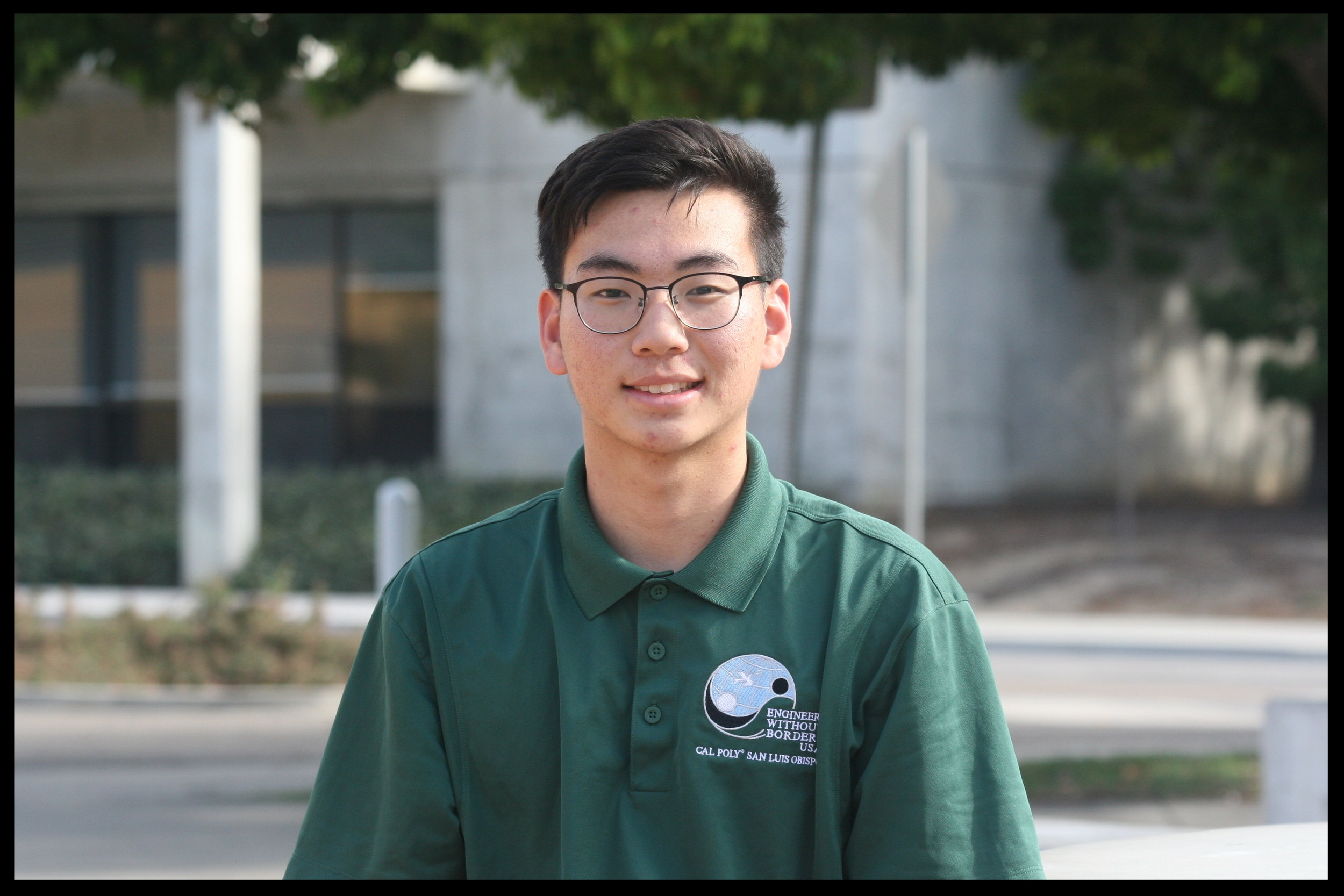 Dong Joon Kim - Local Projects Team Project Manager    Grad 2020 - Civil Engineering   DJ's hometown is Aliso Viejo, California. He originally joined EWB to play Ultimate Frisbee, but quickly fell in love with sustainable development as well as the impact we can have on local and international communities. One of his favorite things is to meet and work with people that are interested in getting involved with sustainability. His other passions include music production and watching excessive amounts of soccer.