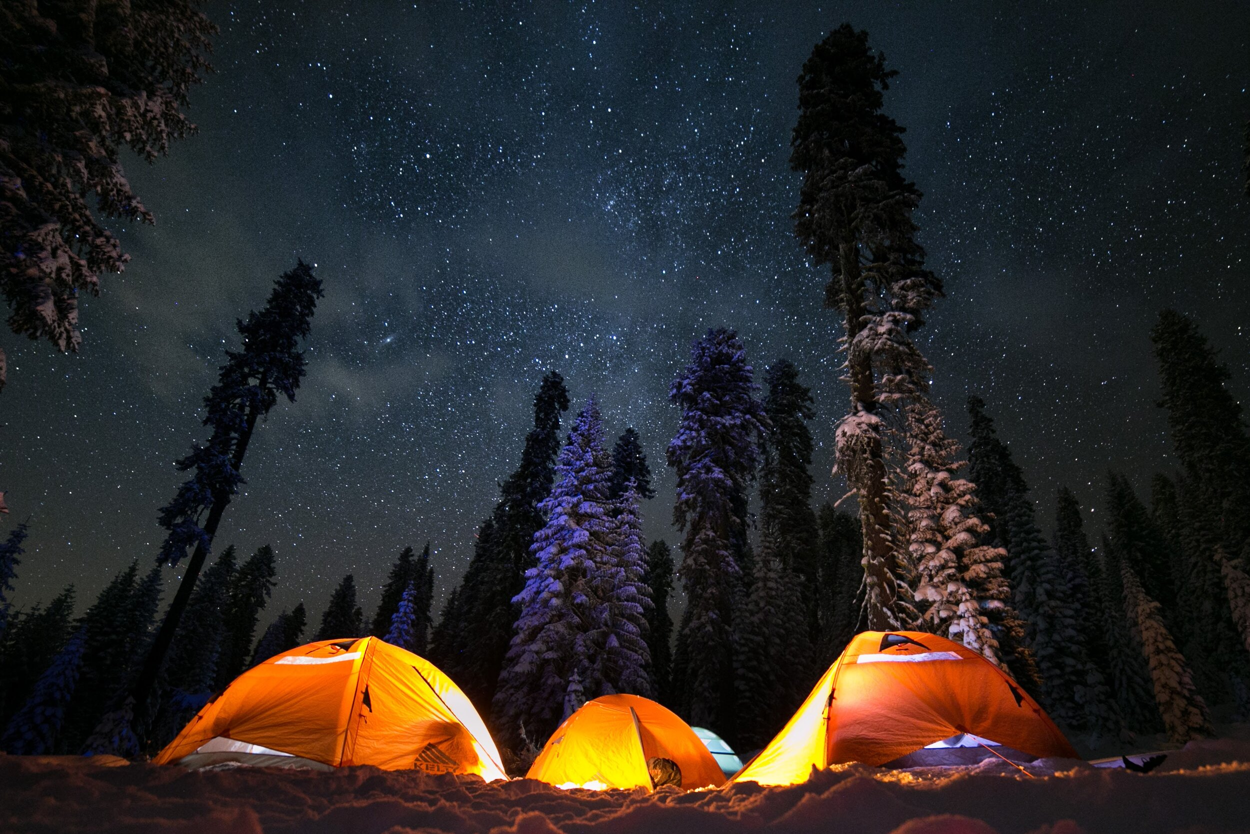 Mentor/Mentee Camping Trip - Get to bond with your mentor/mentee during an outdoor experience with your fellow members!