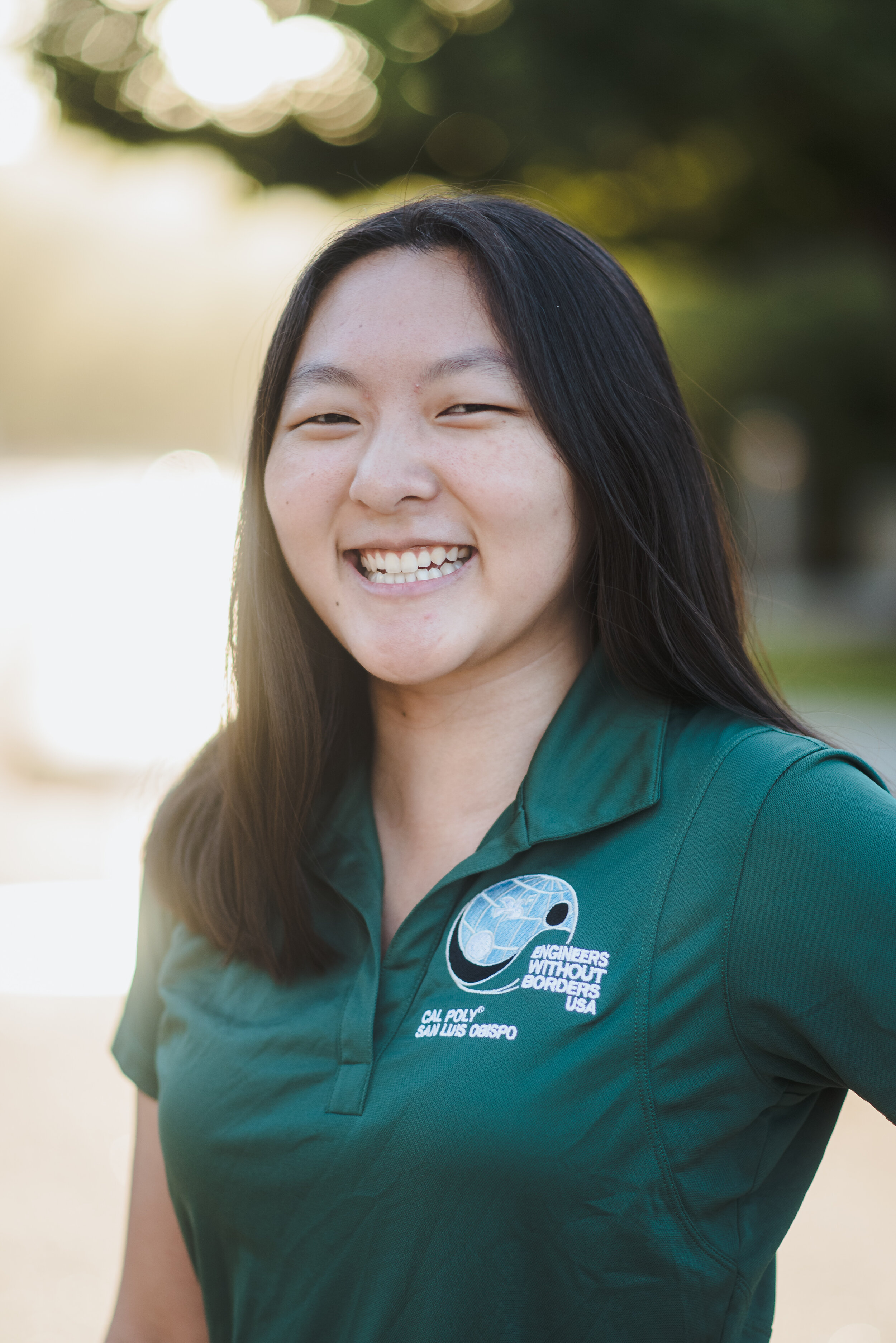 Ashley Masuda - Technology Coordinator    Grad 2021 - Computer Engineering   Ashley is a second year student from Oak Park, California. She joined EWB because she was interested in helping diverse communities with student-led engineering projects that would make a difference. Her favorite EWB memory is working and socializing with the Fiji Team during project meetings. Other hobbies of hers include basketball, piano, dance, drawing, and making games.