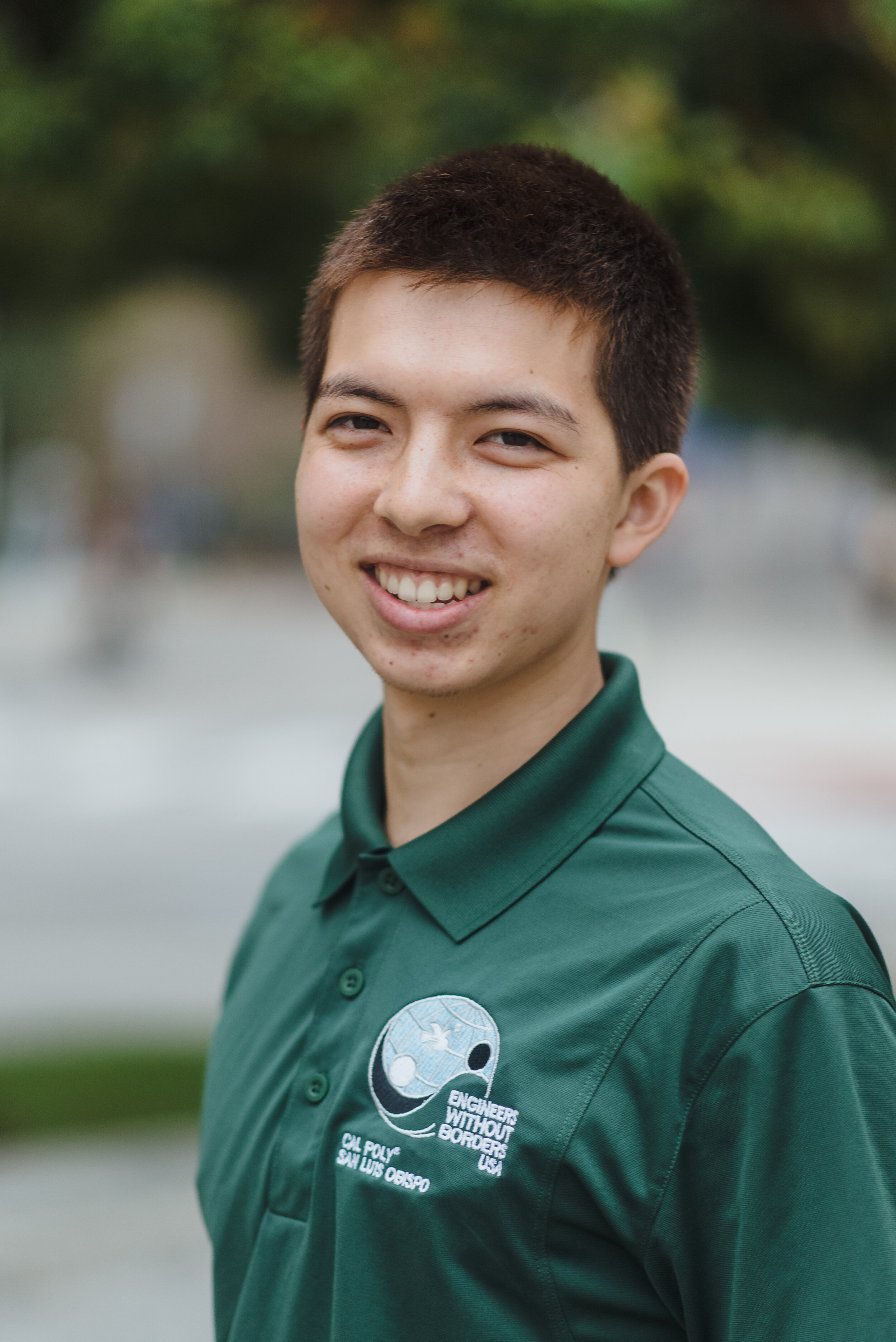 Alex Cushing - IMPACT Coordinator    Grad 2021 - Materials Engineering   Alex is a second year Materials Engineering student from Los Altos, California. He joined Engineers Without Borders because he wanted to get more invested in the community he would be part of for four years. His favorite EWB memory was the weekend camping trip. Outside of studying for classes, you can find Alex at the gym or the newest restaurant in town.