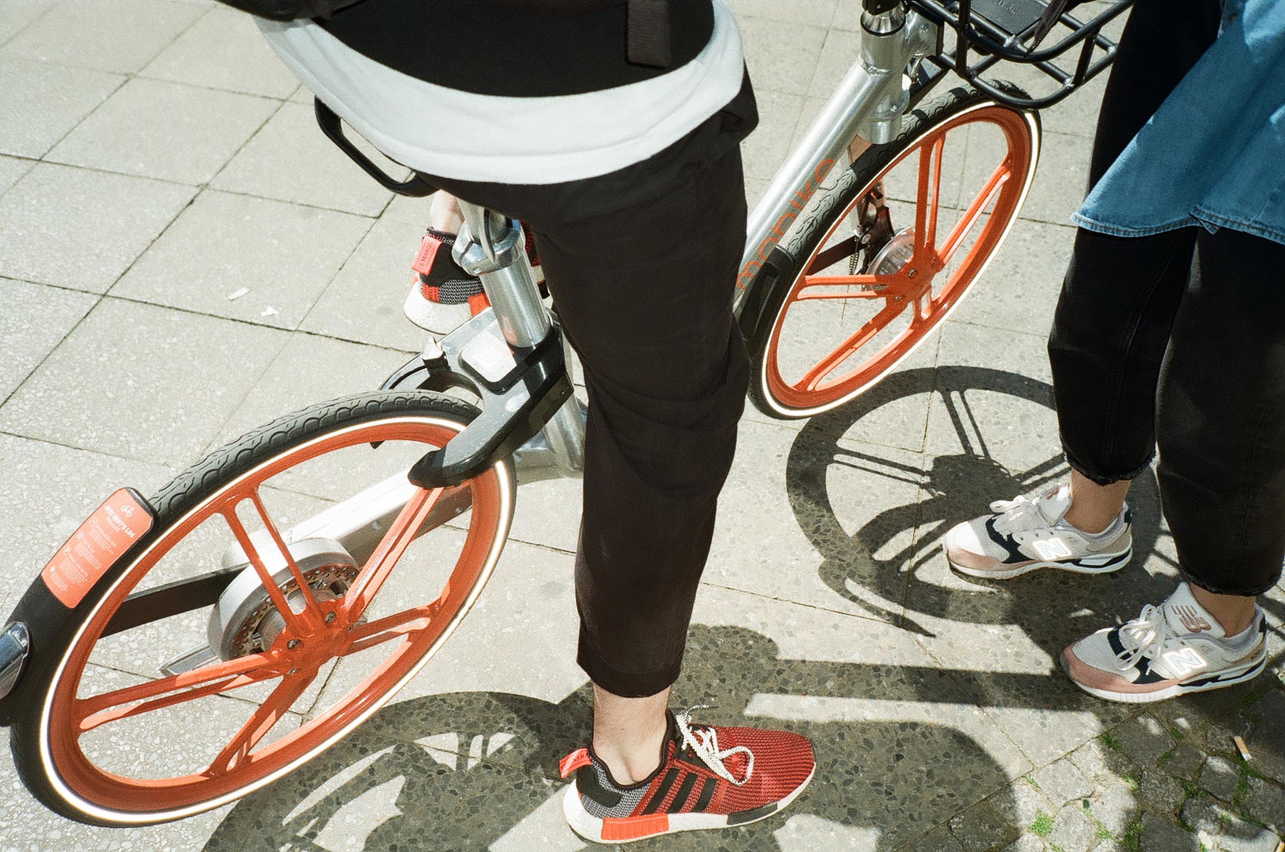 VPN for Bike sharing