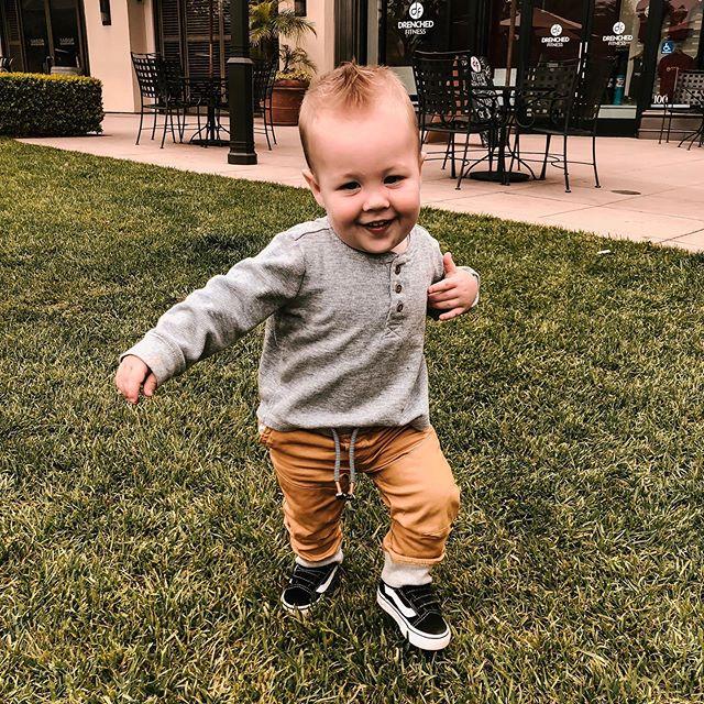 my little man ♡