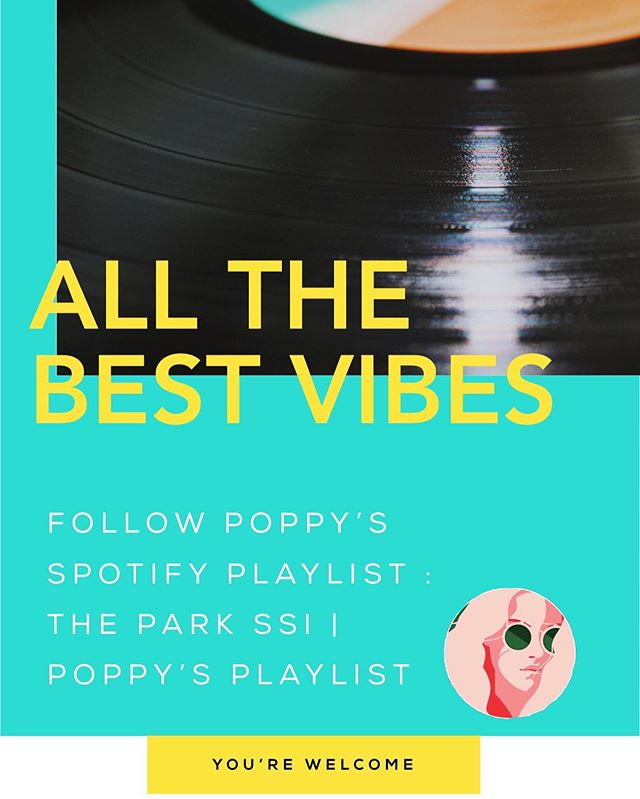 Let the beat DROP! Ladies and Gentlemen, boys and girls- we are finally introducing our travel inspired playlist for your listening pleasure. Whether you are gearing up for your stay here with us at The Park, pooling it, beaching it, hosting a party, hanging out with your friends or have a car ride in the future- this is everything you need. So listen UP. This is Poppy's playlist: ENJOY!  Recommended to play on Shuffle* Visit our Spotify link in bio: