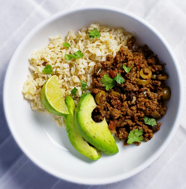 How to make picadillo: Cuban beef olive recipe.