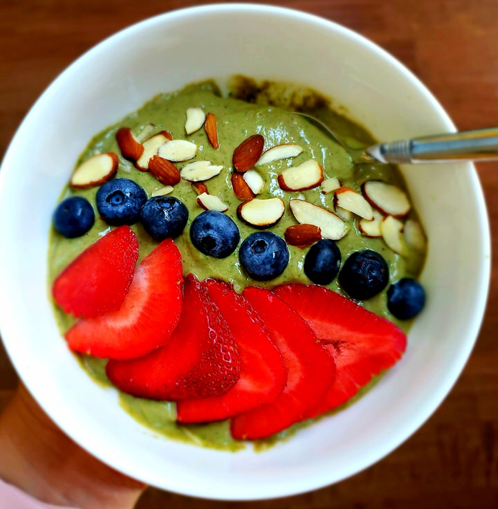 Dragon Fruit Smoothie Bowl - This tropical smoothie bowl is bound to keep you full and satisfied for hours with its high fiber, protein and, healthy fat ingredients.BONUS: A few studies have shown that dragon fruit consumption helped reduce fasting blood glucose (1).You can grab the recipe HERE