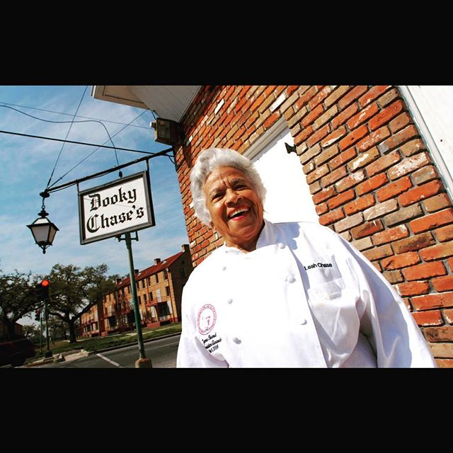 The Legend, the Icon, the Creole soul Queen, the Chef,,,,,,what she has done for so many people and this great City.  Respect is not a strong enough word!