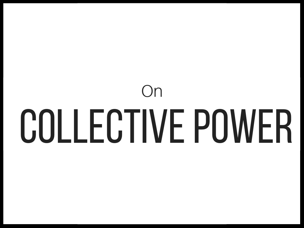 On Collective Power