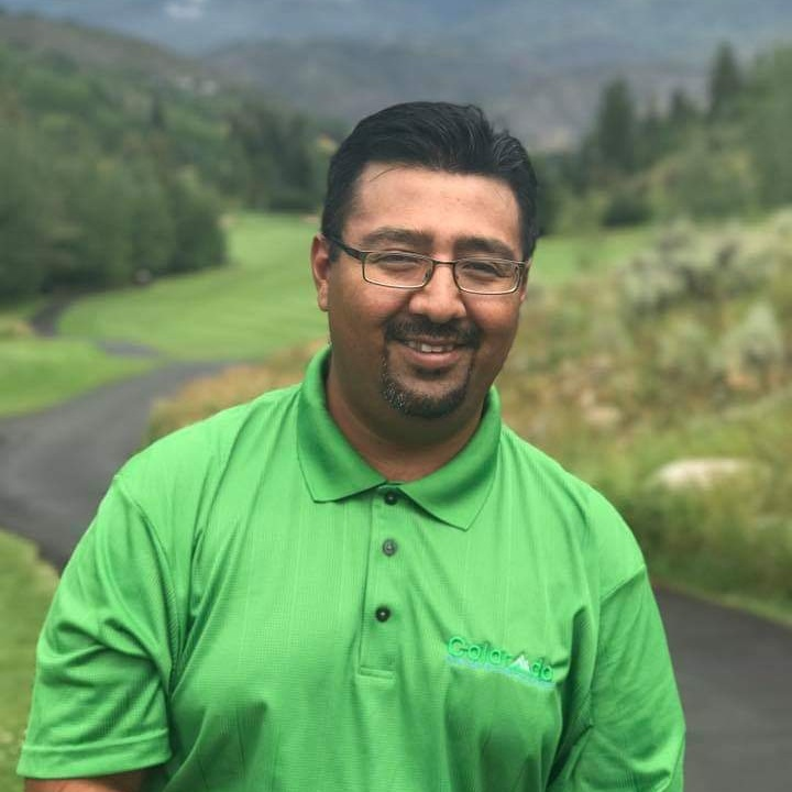 Dominic Lucero   Colorado Treks  Executive Director
