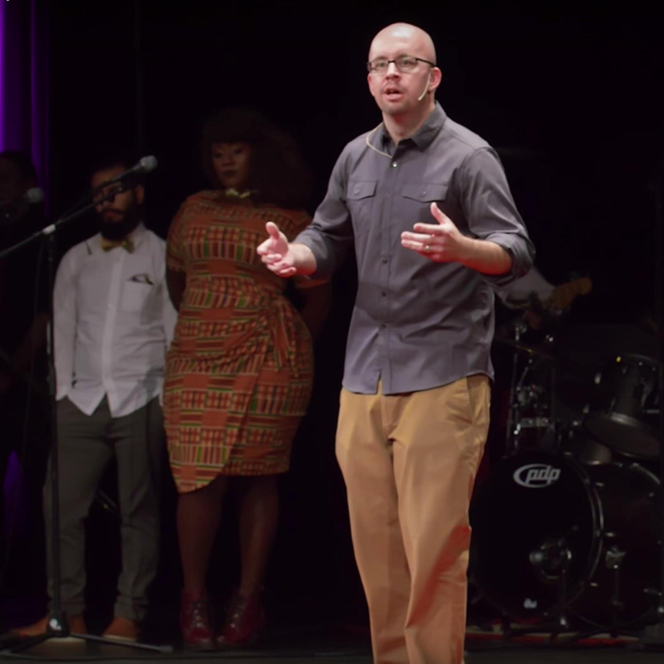 Travis Branam   Vocal Coalition    Executive Director