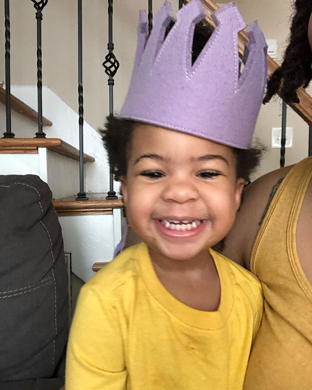 WE HAVE A 2 YEAR OLD! 🤗💜 #babynicoleon