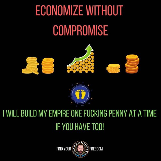 It doesn't matter if it's one penny, one dollar, 1 million, as long as you save it, invested it, build it.  Be smart save early, invest early and build a legacy untouchable by most.  #Madpositivity #Madpositivity.tv #zerotoonemillion #Madpositivity .blog